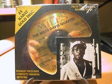 24K Gold CD GZS-1106 The Musings of Miles Davis Quartet Sealed Japan