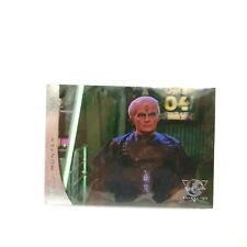 Babylon 5 Season Five (5) Soul Hunter River of Souls R6 Chase Collectable Card