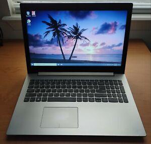 """Lenovo IdeaPad 320 15.6"""" 1 TB HDD, AMD A9, 3GHz, 4gb RAM Gray 80XV009CUS"""