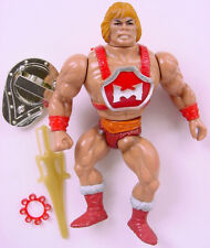 1980s MATTEL MOTU MASTERS OF THE UNIVERSE THUNDER PUNCH HE-MAN ACTION FIGURE