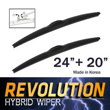 "REVOLUTION 24"" + 20"" Hybrid Wiper Blades for Toyota Aurion SEDAN 2006~2012"