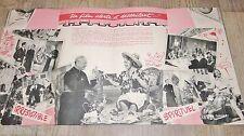 J' Y SUIS J' Y RESTE  ! dossier presse scenario cinema 1953 vespa