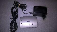 Trust 4 PORT USB POWER HUB 411E cod. 13474