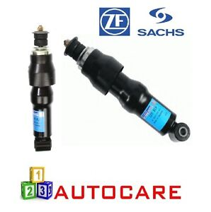 2 x Sachs Oil Pressure Super Touring Front Shock Absorber For VW Transporter T4