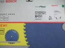 Bosch hm Sägeblatt Expert For Wood 250x30x2 4mm Z 60