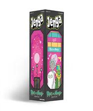 Rick & Morty Edition JENGA®  AGE 17 +