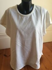 BRAND NEW, Country Road Womens Sculpted Spot Top/Tee in size M