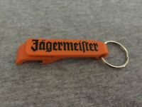 NHRA JAGERMEISTER RACING KEY CHAIN BOTTLE OPENER