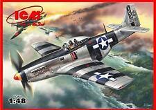 ICM 1/48 Mustang P-51K Mustang # 48154