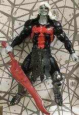Marvel Legends Custom KNULL - captain Spider Man Carnage Scream Venom Lasher