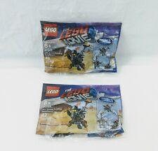 LEGO # 30528 The LEGO Movie 2 Mini Master-Building MetalBeard  New Lot of (02)