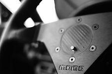 horn delete plate momo six bolt