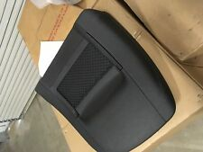 2008 2013 Cadillac Cts Black Plastic Passenger Seat Rear Panel Cover Gm 25939494 Fits Cts V