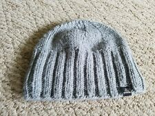 EUC WOMEN S PRANA WINTER HAT BEANIE COLOR GRAY SKI SNOWBOARD HIKE 1519f2e911b4