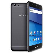 *NEW* BLU Grand XL LTE G0031WW 16GB Unlocked GSM 4G LTE Dual-SIM Phone - Black