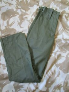UK ARMY GREEN woodland CAMO olive TROUSERS bushcraft Prepper SURVIVAL 85/80/96