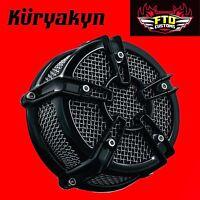 Kuryakyn Black Mach 2™ Co-Ax Air Cleaner 91-'06 Sportster 9573