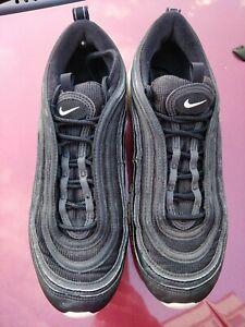 Nike Black Air Max 97's Size UK 7.5 VT3