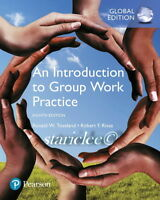 NEW 3 Days to AUS An Introduction to Group Work Practice 8E Toseland 8th Edition