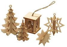 Puppenhaus Weihnachtsdeko Bodo Hennig 26895