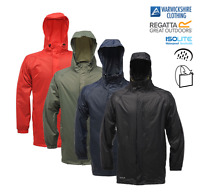 Regatta Mens Pack It Jacket Waterproof & Breathable