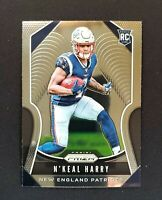 2019 Panini Prizm - N'KEAL HARRY - Rookie #342 - New England Patriots 🔥