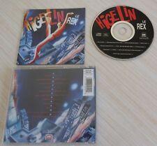 CD ALBUM LE REX JACQUES HIGELIN  11 TITRES 1992