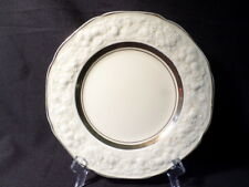 Crown Ducal. Florentine. (Gold Band). Small Plate (17.5cm). Made In England.