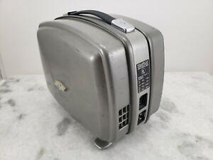 Bolex Paillard 18-5L Super 8mm Film Movie Projector, Untested Missing Power Cord