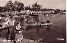 ESPAGNE - MALLORCA - PALMA - RINCON DEL PUERTO - CARTE DATEE DE 1957.