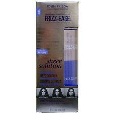 John Frieda Frizz-Ease Sheer Hair Solutions Control 2 Ounce NWB NEW