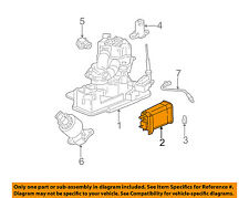 GM OEM-Vapor Canister Fuel Gas Emission 15130738
