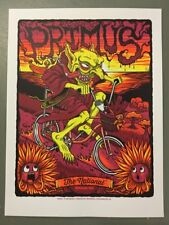 Primus Poster 10/25/2017 Richmond VA Signed & Numbered #/200