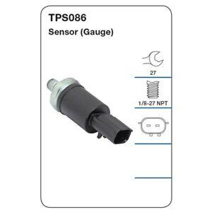 Tridon Oil Pressure Sensor TPS086 fits Jeep Cherokee 4.0 (XJ) 127kw, 4.0 i (X...