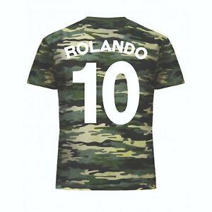 T-Shirt ROLANDO Inter AGG TV Anni 90 Comici SKETCH