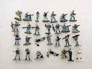 Vintage Micro Machines Military Soldaten