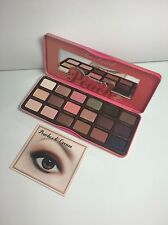 TOO FACED New Release Sweet Peach Eye Shadow Collection Palette Authentic BNIB