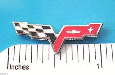 CHEVROLET CORVETTE C 6 C6 - Hat pin , lapel pin , tie tac  hatpin GIFT BOXED