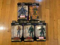 Marvel Legends Action Figure Lot #2