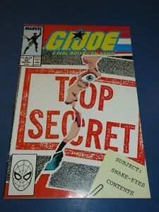GI Joe A Real American Hero #93 Fine-