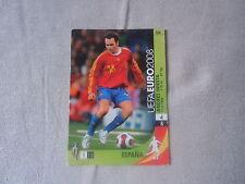 Carte panini - Euro 2008 - Autriche Suisse - N°124 - Andres Iniesta - Espagne