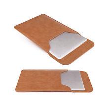 MacBook Air Tasche 13 Zoll Hülle Leder Magnet Laptop Notebook Schutzhülle 8