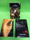 LOTTO 3 LIBRI MEYER STEPHENIE. TWILIGHT GRAPHIC NOVEL 1 L'OSPITE BREE TANNER