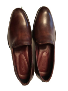 Men's Handcrafted Slip on shoes in Full Grain Leather