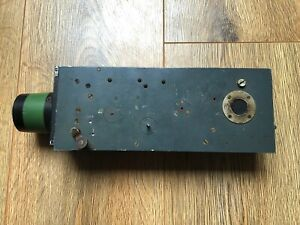 WW2 Air Ministry Williamson G45 16mm Gun Camera As Fitted To Hurricane, Spitfire