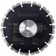 Husqvarna EL35 Cut N Break Diamond Blades for Medium Concrete