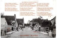 (S-105784) FRANCE - 89 - ST CLEMENT CPA      P.R.S.  ed.