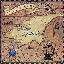 NEW! Chicago Kingsnakes - Blues Island [CD] DPAK