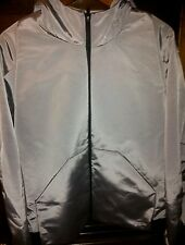 Nike Men NSW metal Olympic destroyer Jacket NEW Jordan xi $650 made in italy xl