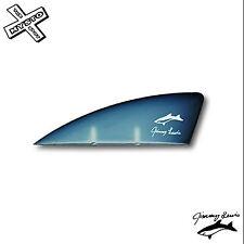 """JIMMY LEWIS 1.5"""" KITEBOARD FIN G-10 TWINTIP KITE BOARD SURF"""